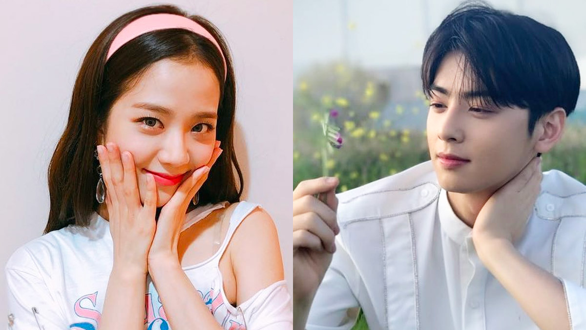 Cha Eun Woo And Jisoo Rumored To Star In A Korean Drama Together
