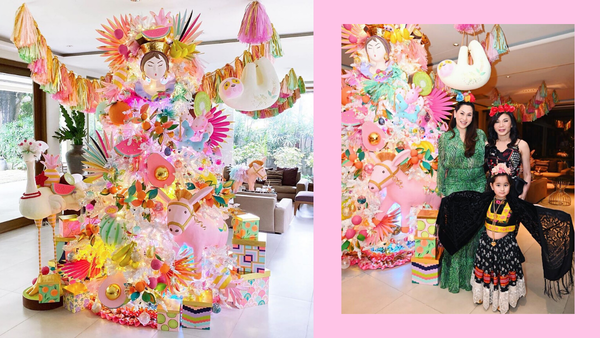 Belo Christmas Party 2020 Oprah Winfrey's Decorator Designs Dr. Vicki Belo's Christmas Tree