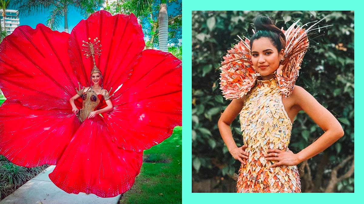Most Elaborate Miss Universe 2019 National Costumes