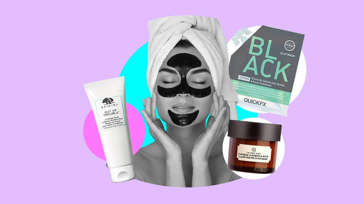The Top Face Masks For Oily And Acne Prone Skin