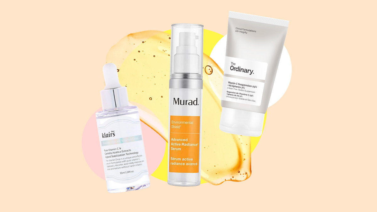 Price List Best Vitamin C Serums