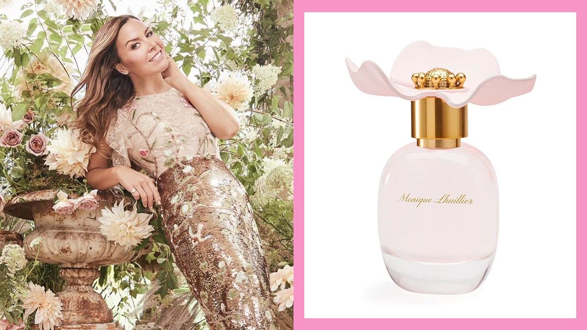 Monique Lhuillier Releases First Fragrance