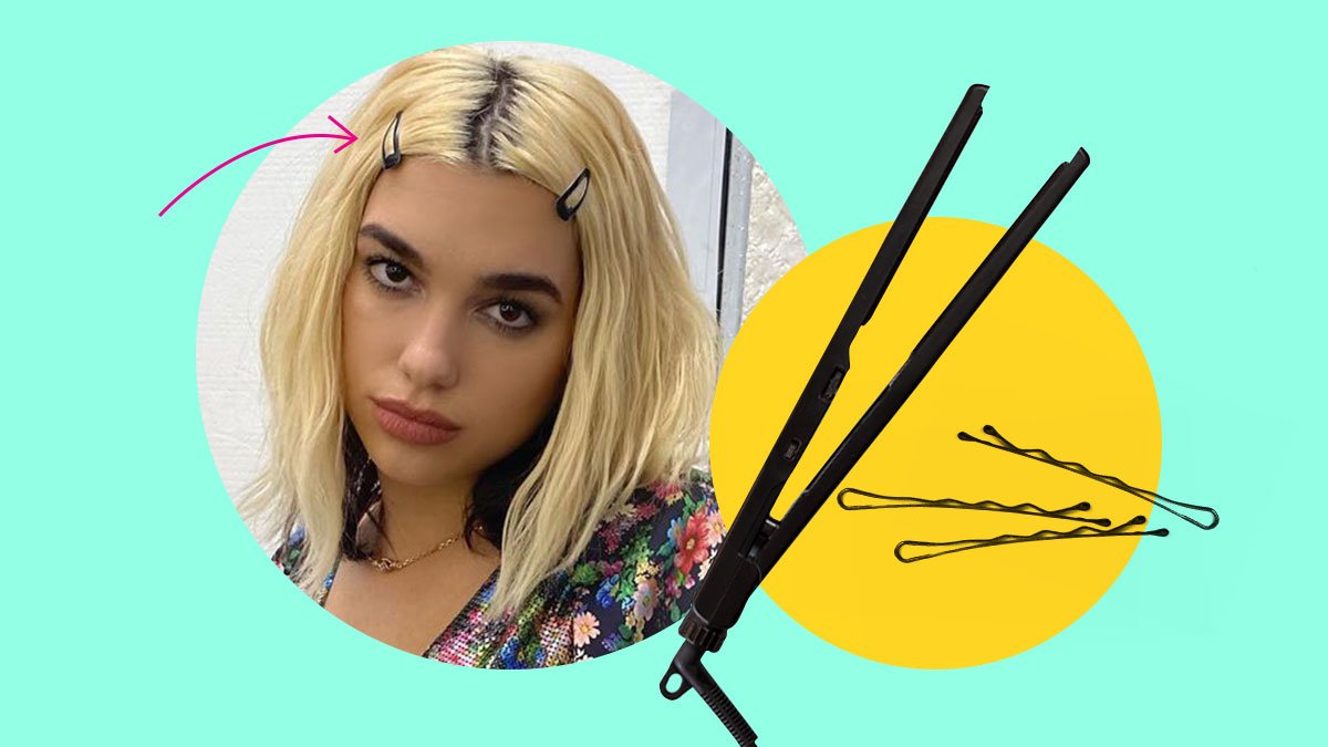 How To Fix Bangs That Are Too Short