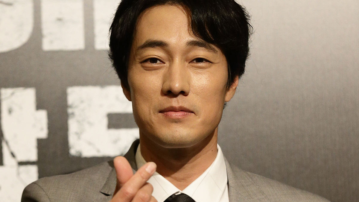 So Ji Sub Worte A Letter To His Fans After Announcing His
