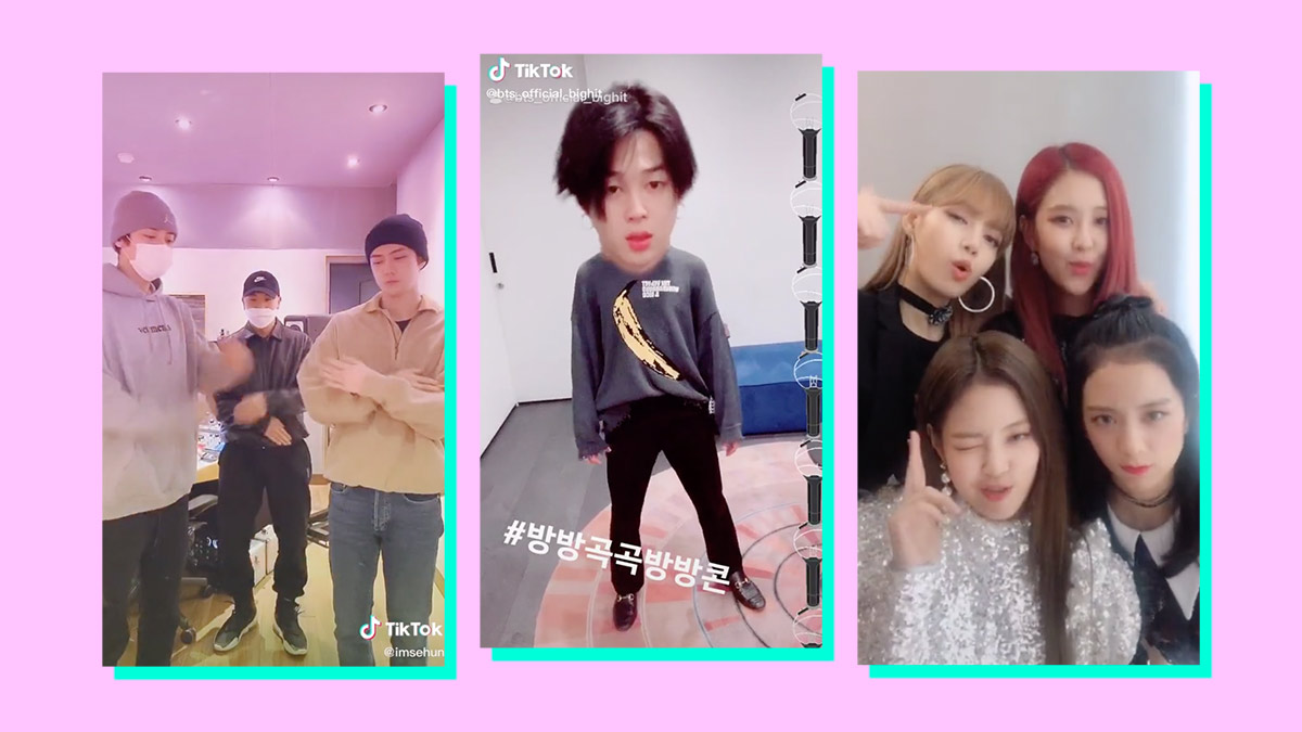 K Pop Idols You Should Follow On Tiktok