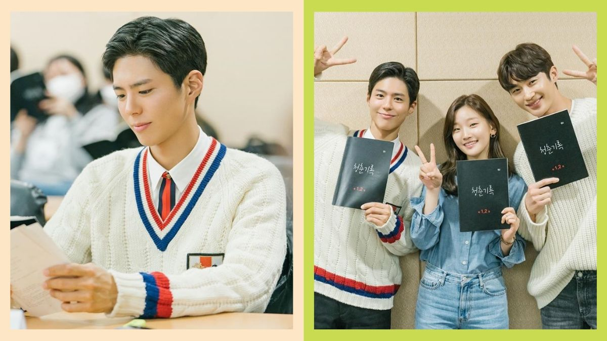 park bo gum park so dam record of youth script reading 1593678786.'