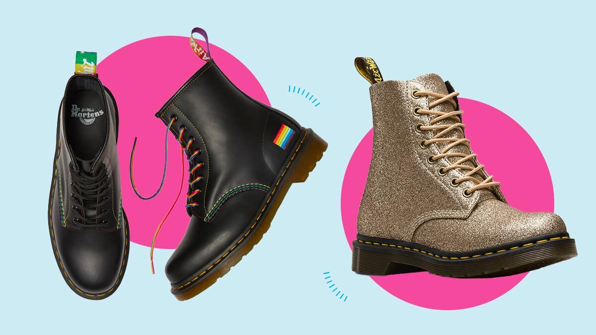 Dr. Martens Res Toe Run Sale July To