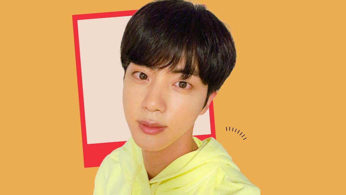Jin Bts 2021