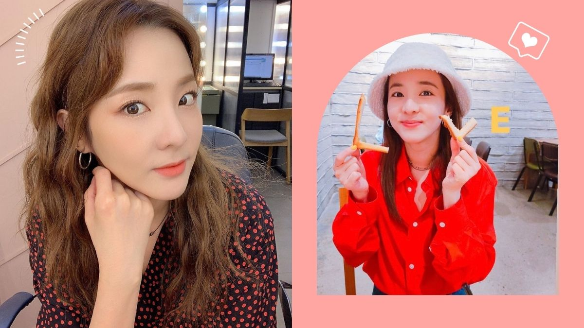 Park 2018 sandara relationship Who is