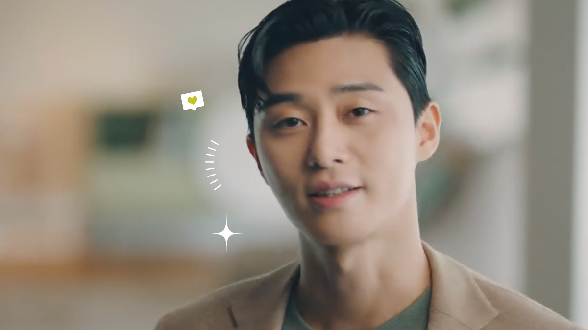 Park Seo Joon Is The New Ambassador Of Smart K-Life