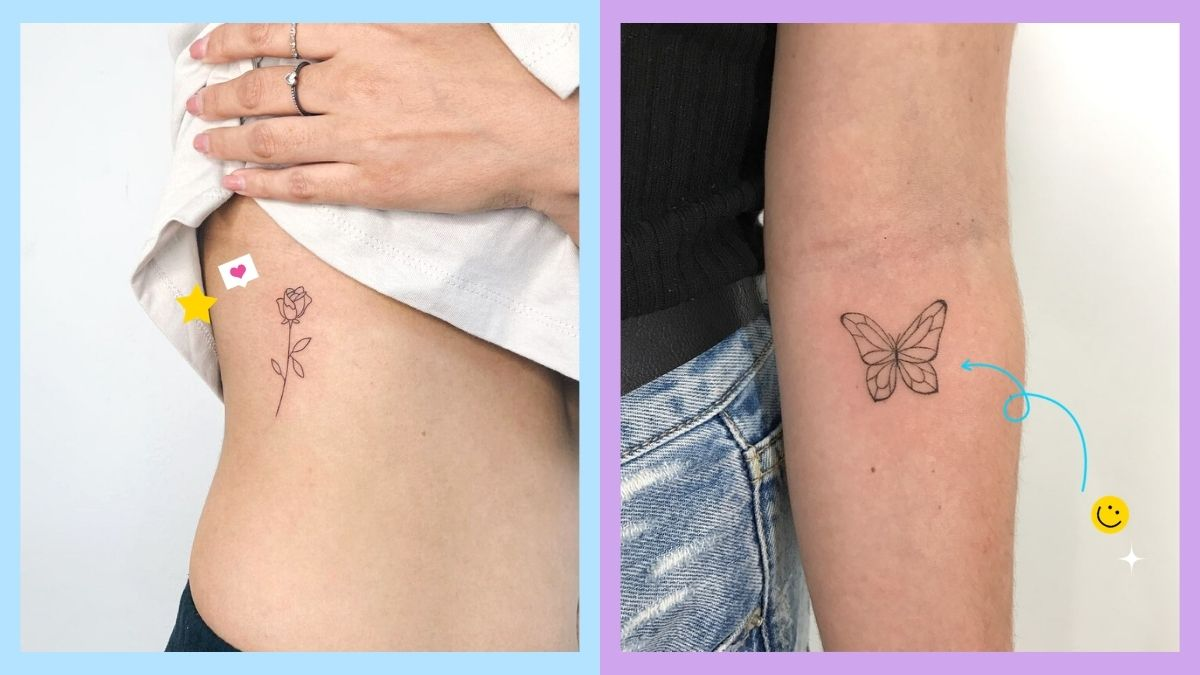 Minimalist Tattoos For First Timers
