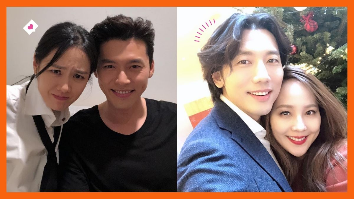 9 K-Drama Love Teams That Turned Into Real-Life Couples