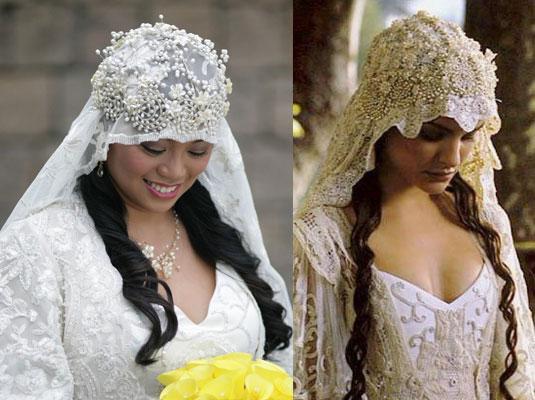 Amidala wedding