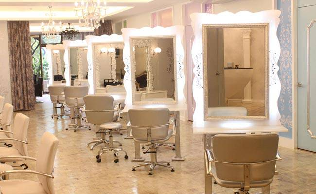 Feel Like A French Princess At This Chic Boutique Salon