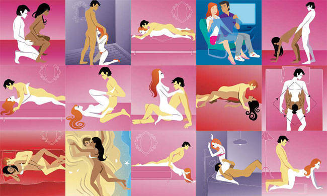That can Most popluar sex position
