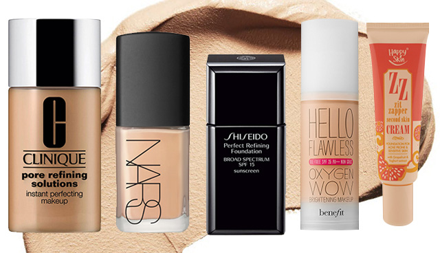 Image result for foundation for oily skin
