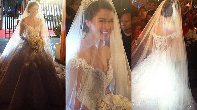 Can We Please Talk About Marian Rivera S Michael Cinco Gown