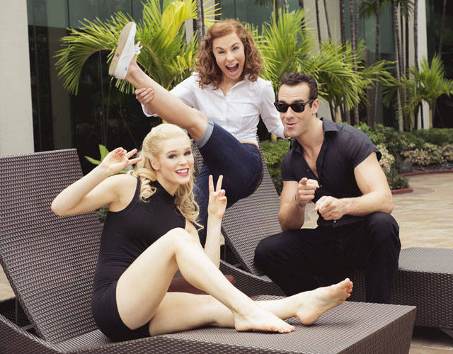 Hanging Out with the Cast of <i>Dirty Dancing: The Classic Story On