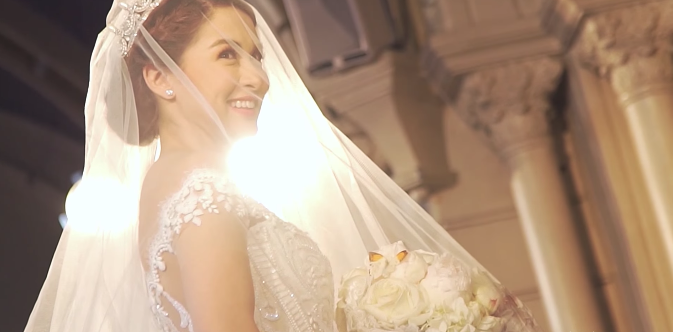 The Dongyan Wedding Video Is Here And It Is Epic
