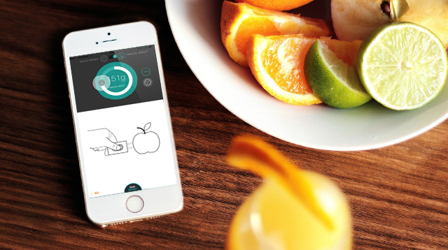 There's An App That Scans Your Food For Calories!