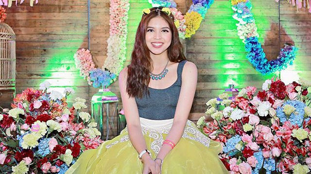 Maine Mendoza Gets A Coachella Themed 21st Birthday Party