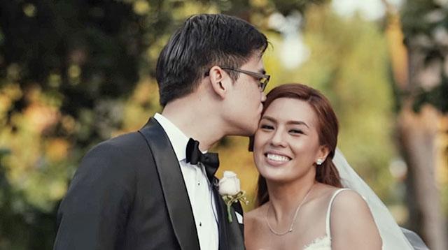 Nikki Gils Wedding.Watch Jason Magbanua S Sde Of Nikki Gil And Bj Albert S Wedding