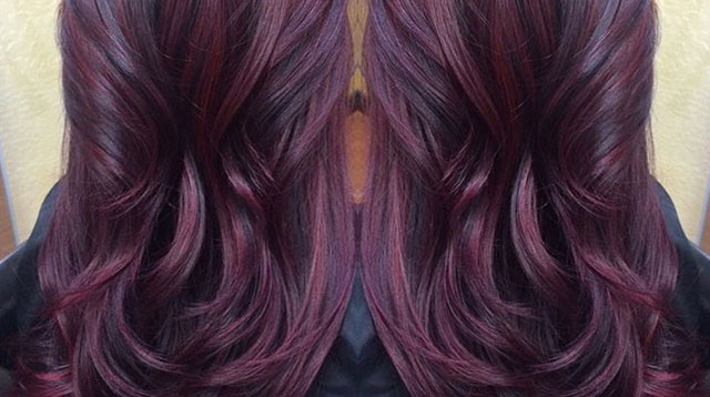 Cherry Bombre Hair Is Next On Our To Do List