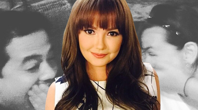 Angelica Panganiban Posts A Stolen Happiness Shot With John