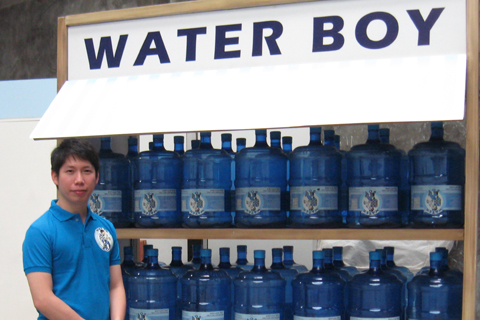 is water refilling station a good business