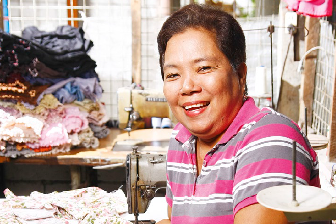 Seamstress builds a P4-million RTW business from a P5,000 borrowed