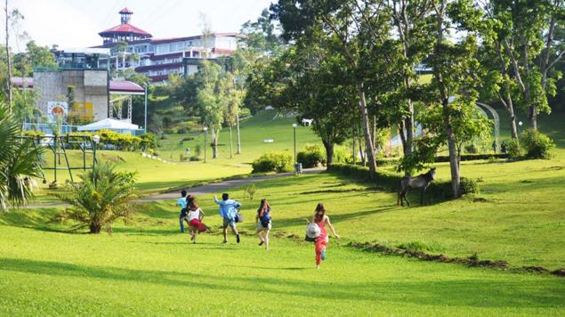 Caliraya Resort Club S Christian Based Business Strategy