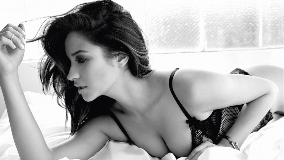 shay mitchell sexiest woman alive 2014