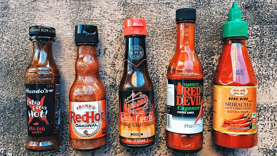Esquire's Quest for the Best Supermarket Hot Sauce