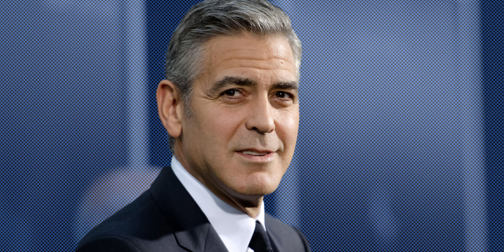 George Clooney Is the ...