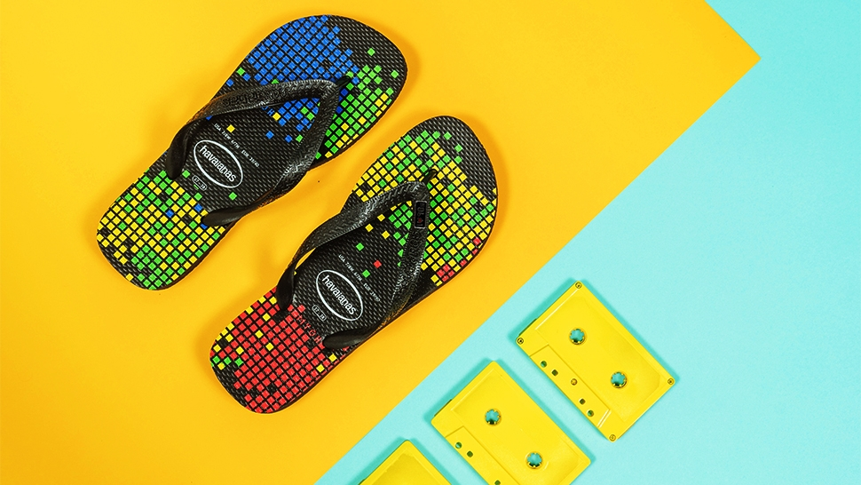 f9c9a3f0e Make Your Own Havaianas 2017 Is A  90s Throwback