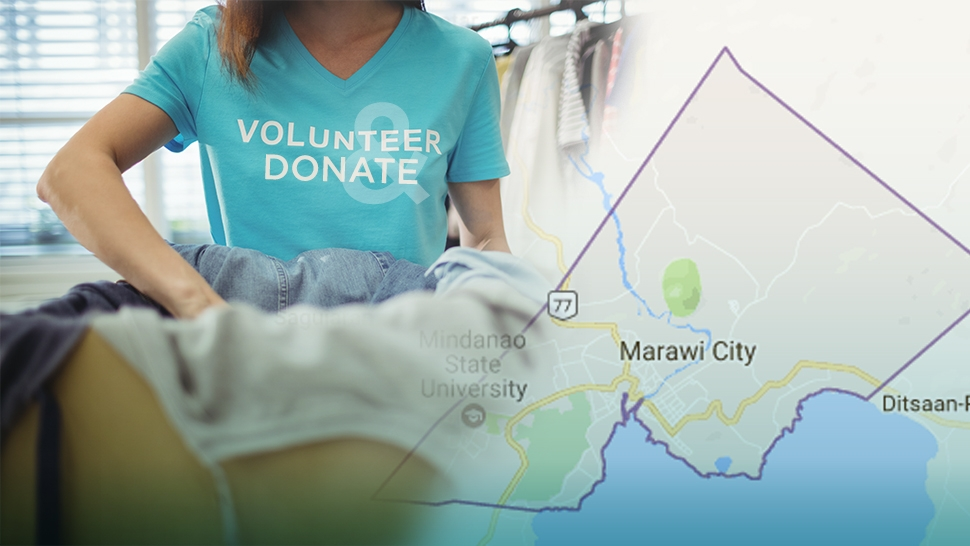 How you can help the victims in Marawi