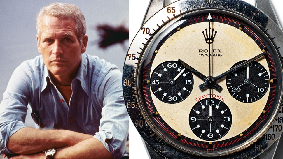 Paul Newman S Grail Status Rolex Daytona Is Now For Sale
