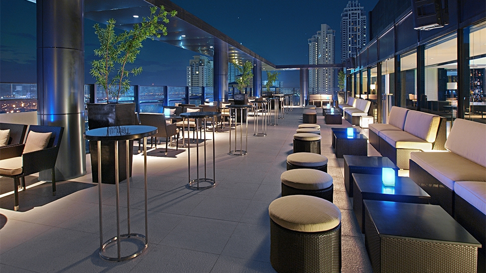 Manila S 7 Coolest Roofdeck Bars