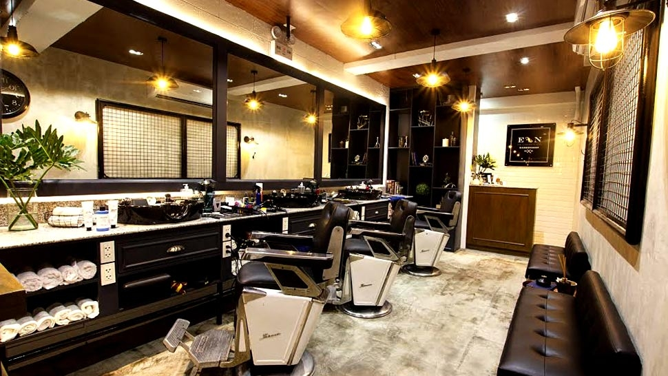 This Barbershop Offers Modern Takes On Classic Haircuts