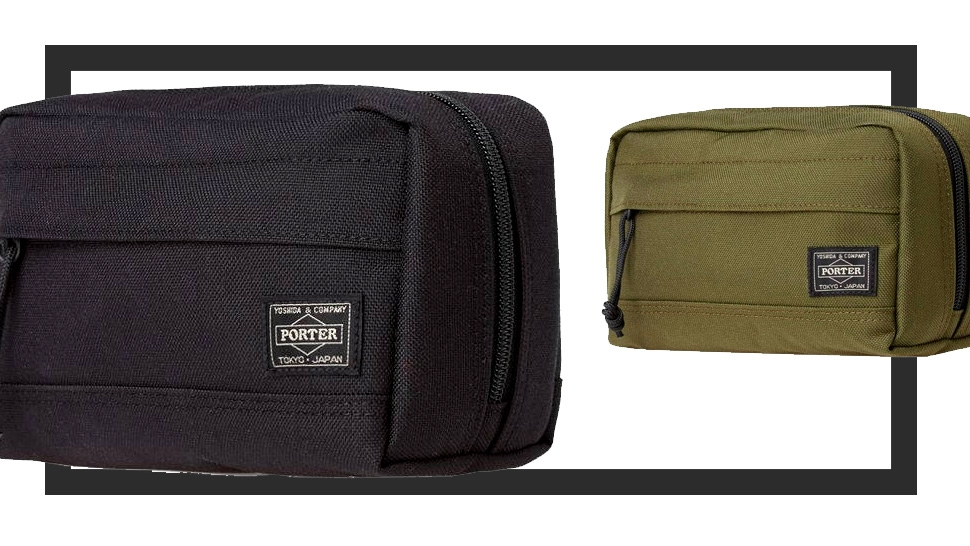 Neighborhood Japan s Porter Pouch Is A Small Bag We Would Clutch ... 0b7c67d0bd85d
