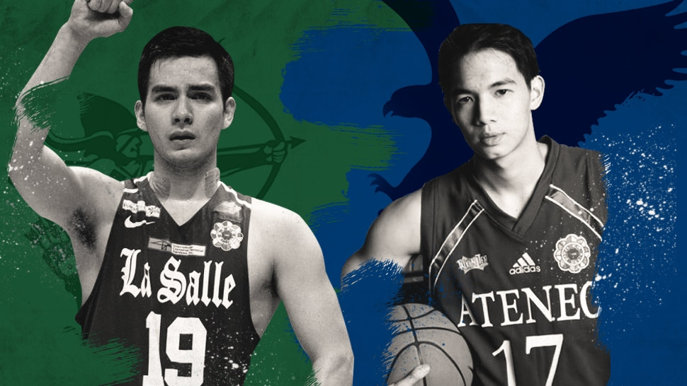 super popular 91ff1 09d3a A Brief History of the Ateneo-La Salle Rivalry