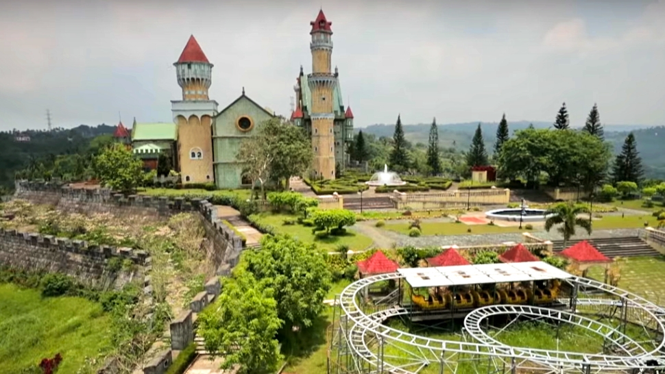 The Unfinished Mystery Of Fantasy World In Batangas
