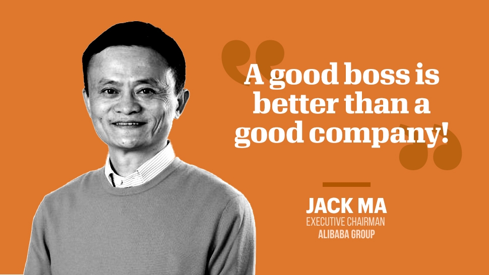Jack Ma Quotes From His Dlsu Forum Esquire Ph