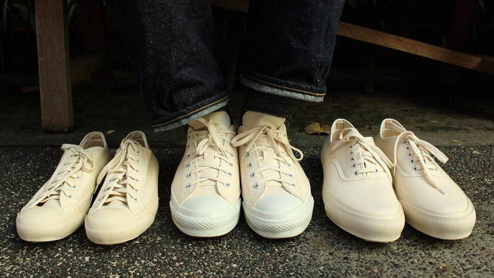 9c30a0f0e All Your Favorite Canvas Sneakers Are Better When They re Made In Japan