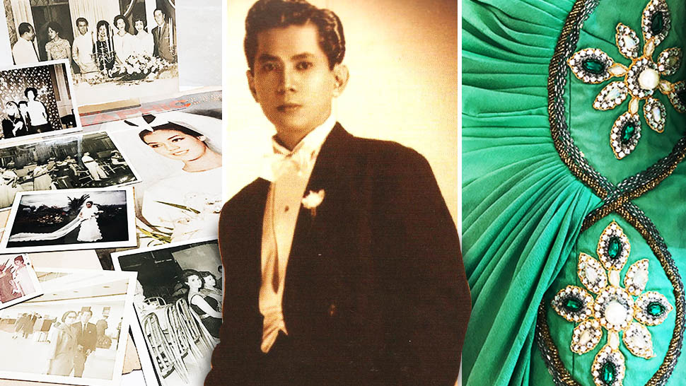 Ramon Valera It Girls Of Old Manila Couldn T Get Enough Of This Local Designer