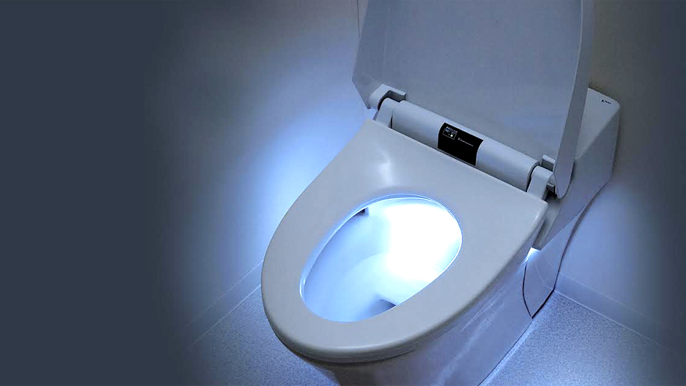 Experience The Luxury Of A Japanese Toilet In Your Own Home