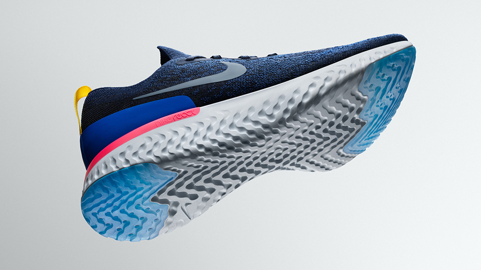 separation shoes 5928f 130e1 The Nike Epic React Flyknit Answers The Adidas Ultra Boost