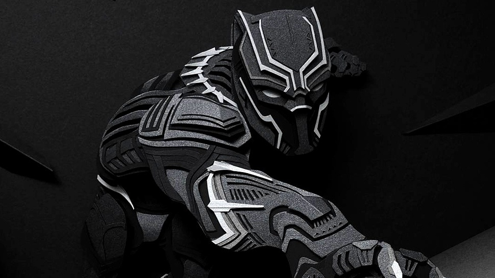 Marvel Studios Commissioned This Filipino Artist to Make Black Panther Fan  Art 302b82ccf