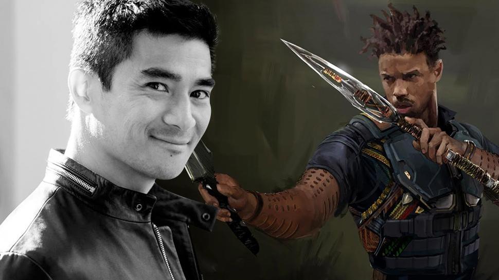 Meet The Filipino American Who Designed Killmonger S Costume