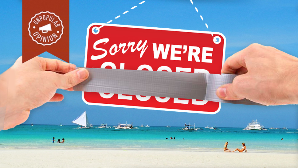 Closing Down Boracay Creates More Problems Than It Solves